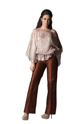 Moca Java Pants & Butterfly Top
